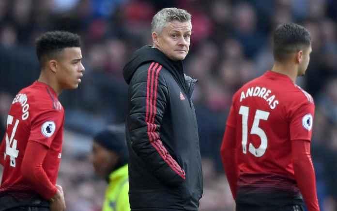 Ole Gunnar Solskjaer manajer Manchester United