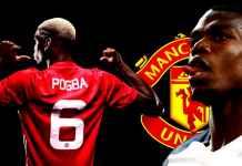 Paul Pogba, pemain Manchester United incaran Real Madrid