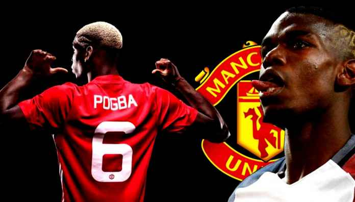 Paul Pogba, pemain Manchester United incaran Real Madrid