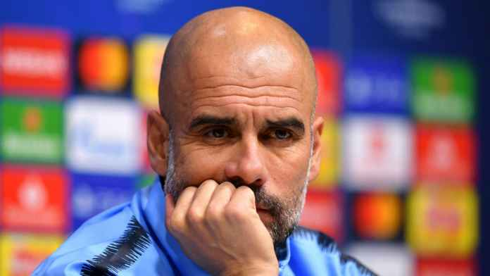 Pep Guardiola manajer Manchester City