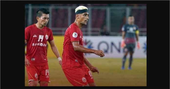 Hasil Persija Jakarta vs Shan United 6-1, The Tiger Terlalu Kuat