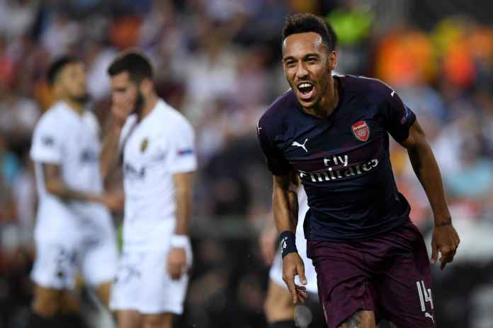 Pierre Emerick Aubameyang, Arsenal