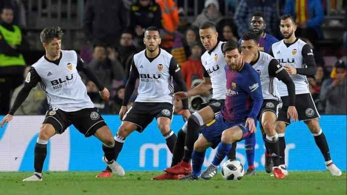 Prediksi Barcelona vs Valencia di Final Copa del Rey