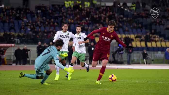 Prediksi Skor Sassuolo vs AS Roma di ajang Liga Italia Serie A