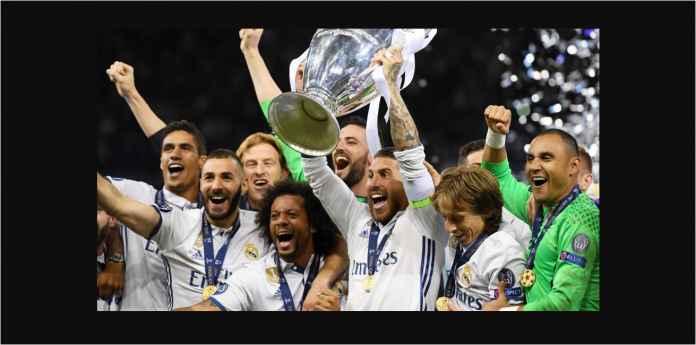 Drawing Liga Champions, Bahaya Besar Menanti Real Madrid, Atletico
