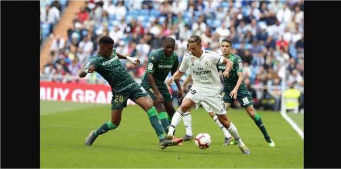 Hasil Real Madrid vs Real Betis 0-2, Kekalahan Keenam Zidane