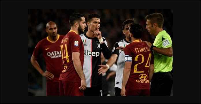 Ronaldo Nyaris Berkelahi, Ejek Pemain Roma Pendek Banyak Omong