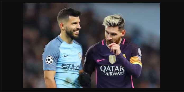 Seperti Messi, Sergio Aguero Pun Ingin Mudik ke Kampung Argentina