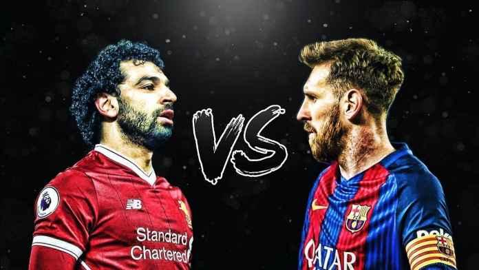 Susunan Pemain Barcelona vs Liverpool