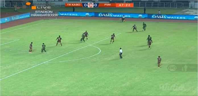 Hasil PS Tira Persikabo vs PSM Makassar 0-0