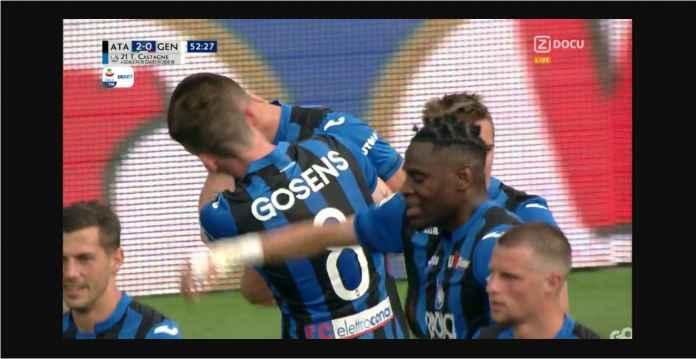 Hasil Atalanta vs Genoa 2-1, Gusur Inter Milan Dari Posisi Ketiga Serie A