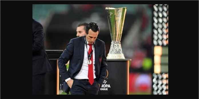 Unai Emery Bangga Pada Arsenal Meski Kalah di Liga Europa