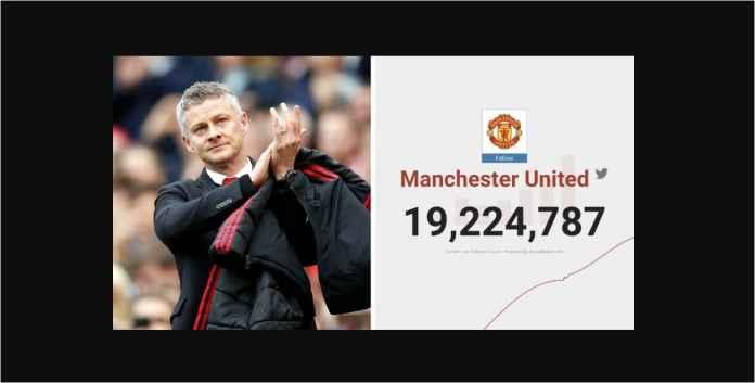 Manchester United Tengah Diteror Tagar #UnfollowManUnited