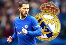 4 Klub Yang Mampu Rekrut Eden Hazard Jika Batal ke Real Madrid