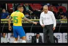 Pemain Senior Napoli Jadi Starter Brasil Saat Lawan Paraguay