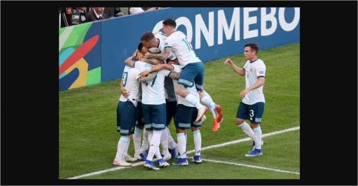 Argentina Bertemu Brasil di Semi Final Berkat Gol-gol Dua Pemain Muda