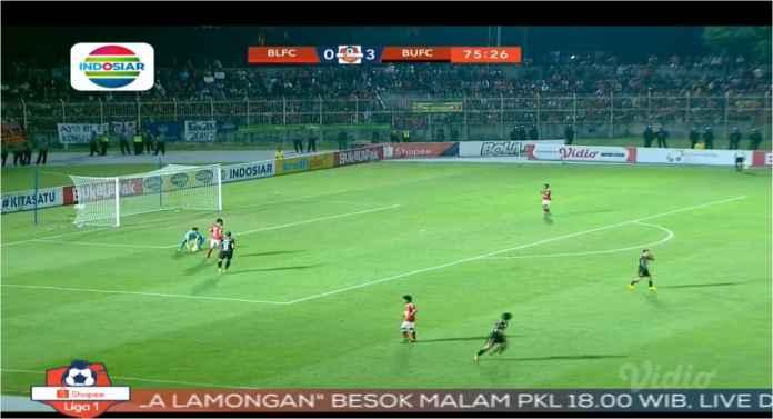 Bali United Butuh Kartu Merah Untuk Unggul 3-0 Atas Badak Lampung