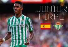 Barcelona incar transfer Junior Firpo bek Real Betis