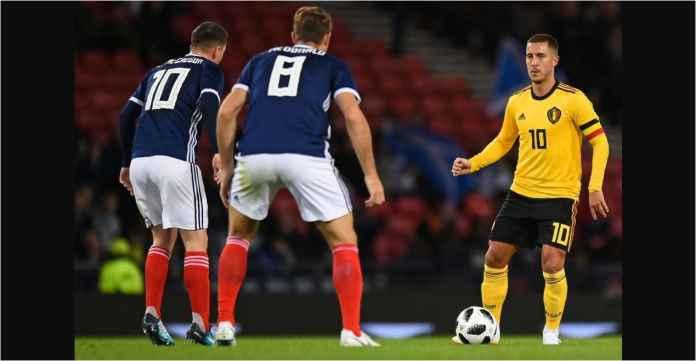 Prediksi Belgia vs Skotlandia, 12 Juni 2019