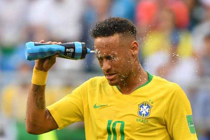 Cedera Neymar membuat nilai jualnya terjun bebas