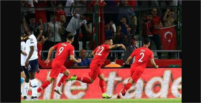 Turki Permalukan Juara Dunia Prancis 2-0