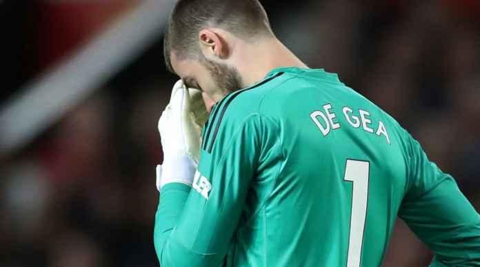 David de Gea kiper Manchester United