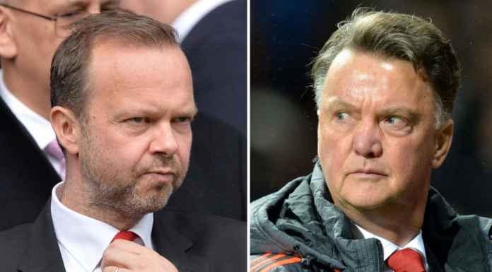 Ed Woodward dan Louis Van Gaal - Manchester United