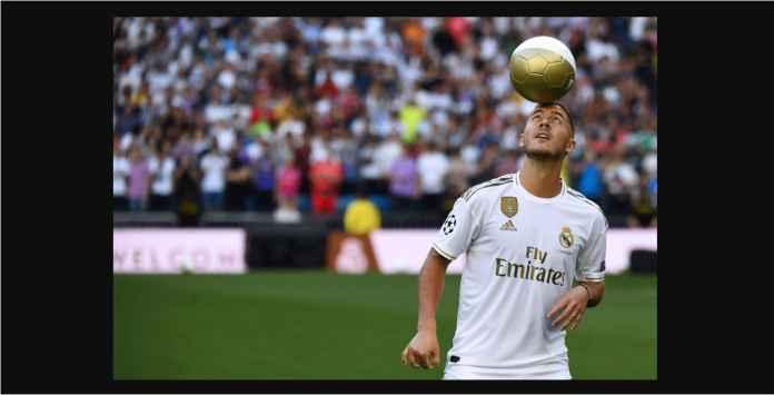 Hazard Diperkenalkan, Bale Malah Pasang Status Golf, Fans Ngamuk