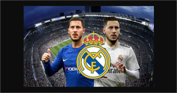 Hazard Datang Real Madrid Guncang, Gajinya Tiga Kalinya Benzema!