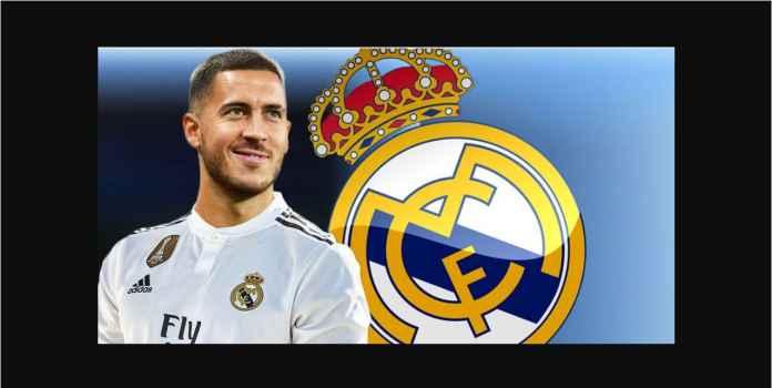 Hazard Ditolak Pakai No 10 di Real Madrid, Tapi Diganti Sama Bagusnya