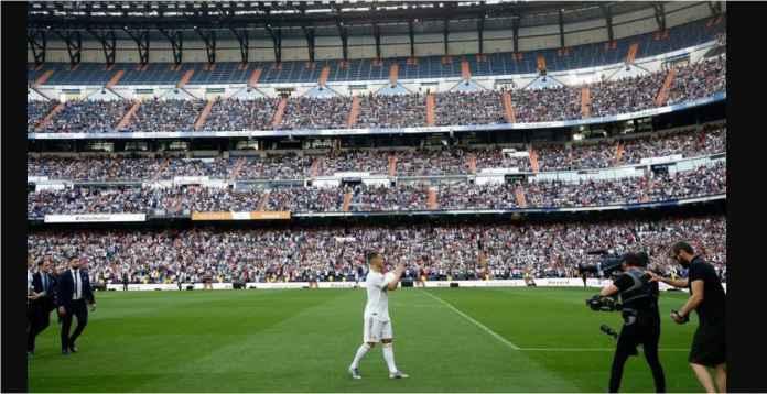 Acara Eden Hazard, Fans Real Madrid Malah Minta Striker Lain