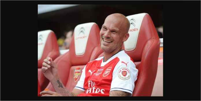 Ljungberg Arsenal Punya Kisah Sedih, Anunya Dicubit Ditarik Diraba Cewek
