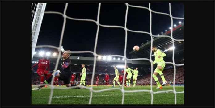 Lihat Gol-gol Nakal Liverpool, Termasuk Saat Semi Final Lawan Barca