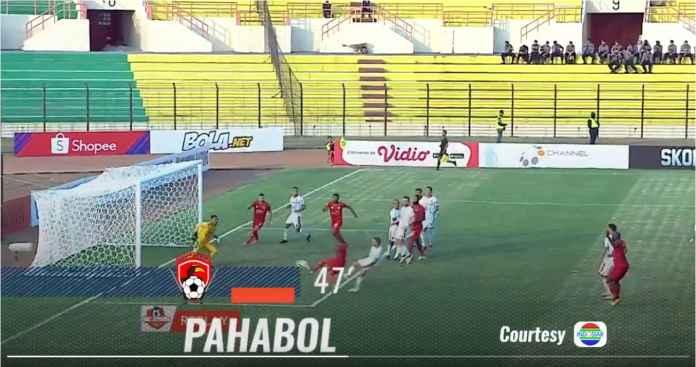 Hasil Kalteng Putra vs Bali United 2-2 Diwarnai Dua Kartu Merah