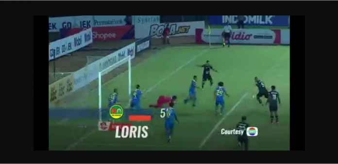 Persib Bandung Kebobolan Gol Cepat Salah Pemain No 16 dan No 3