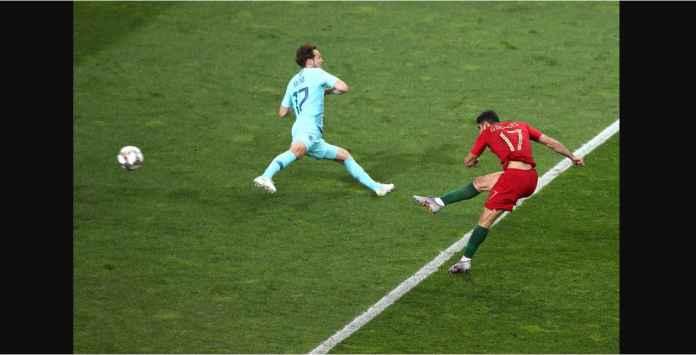 Gol Indah Goncalo Guedes Bawa Portugal Ungguli Belanda