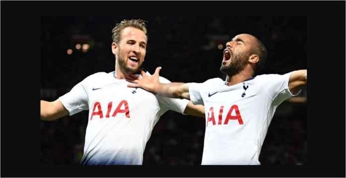 Tottenham Pilih Harry Kane Starter, Bukan Lucas Moura