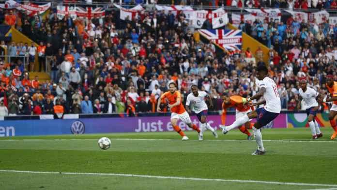 Hasil Belanda vs Inggris di Semifinal UEFA Nations League - Marcus Rashford cetak gol