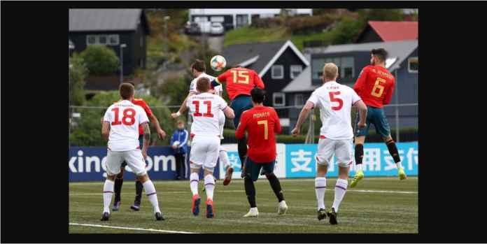 Hasil Kepulauan Faroe vs Spanyol 1-4, Tiga Kemenangan Dari Tiga