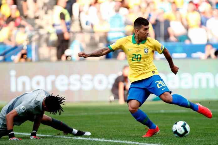 Hasil Peru vs Brasil di Copa America 2019