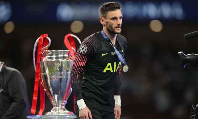 Hugo Lloris kiper Tottenham Hotspur