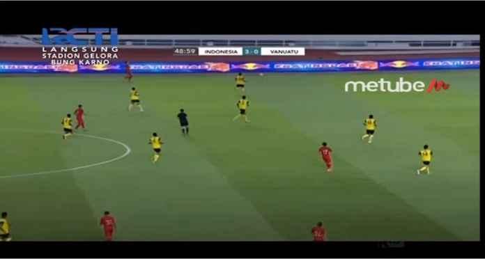 Hasil Indonesia vs Vanuatu 6-0, Seharusnya Bisa 9-0