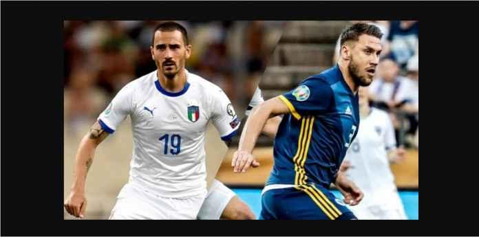 Prediksi Italia vs Bosnia, 12 Juni 2019