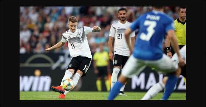 Jerman Stop! Jangan Banyak-banyak Bikin Gol ke Gawang Estonia!