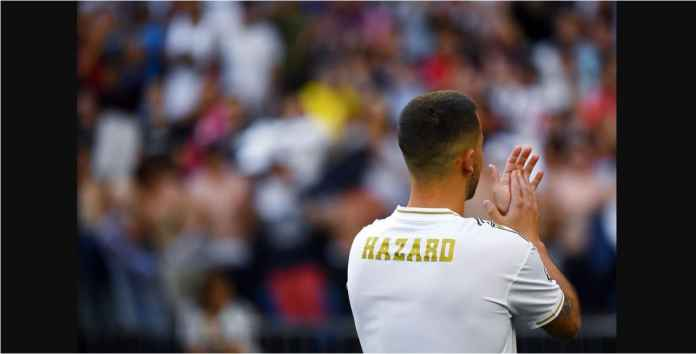 Hazard Datang, Jovic Datang, Penjualan Jersey Real Madrid Masih Lesu