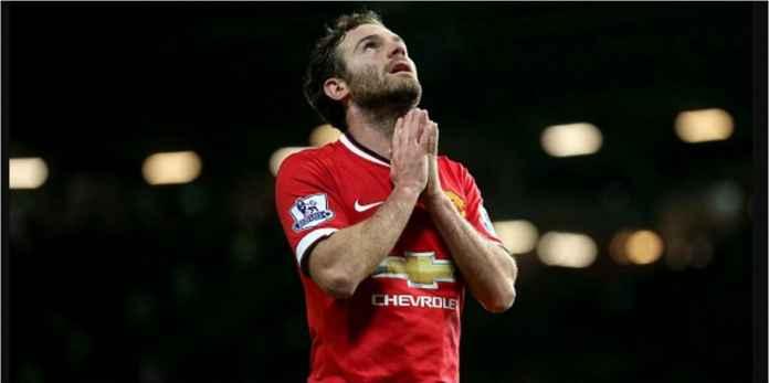 Juan Mata Potong Gaji Rp 885 Juta Per Minggu di Manchester United