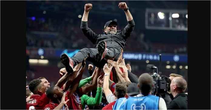 Tak Ada Mandi Bir, Perayaan Gelar Juara di Liverpool Menyedihkan