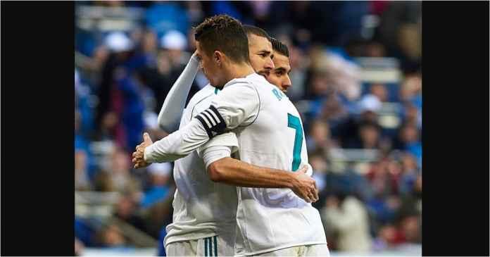 Cristiano Ronaldo Inginkan James? Bukan Dia Pemberi Assist Terbanyak