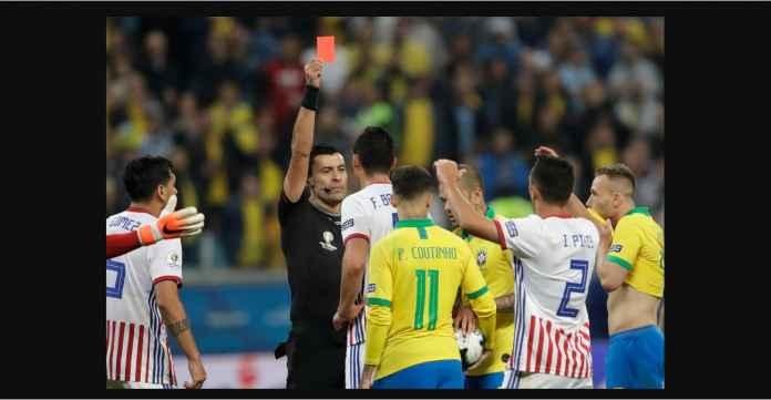 Hasil Brasil vs Paraguay 0-0 Adu Penalti 4-3