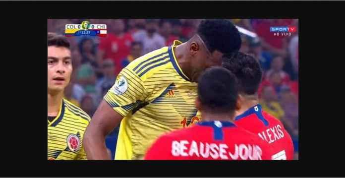 Hasil Kolombia vs Chile 0-0 Dua Gol Dianulir, Adu Penalti 4-5